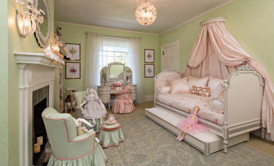 Girls Princess Bedroom Ideas The Children S Planner