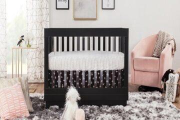 Babyletto Harlow Crib Nursery