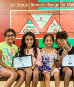 Girl Scouts STEM Award