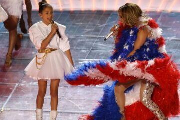 Jlo Emme Super Bowl