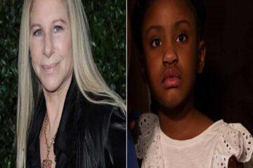 Barbara Streisland and Gianna Floyd