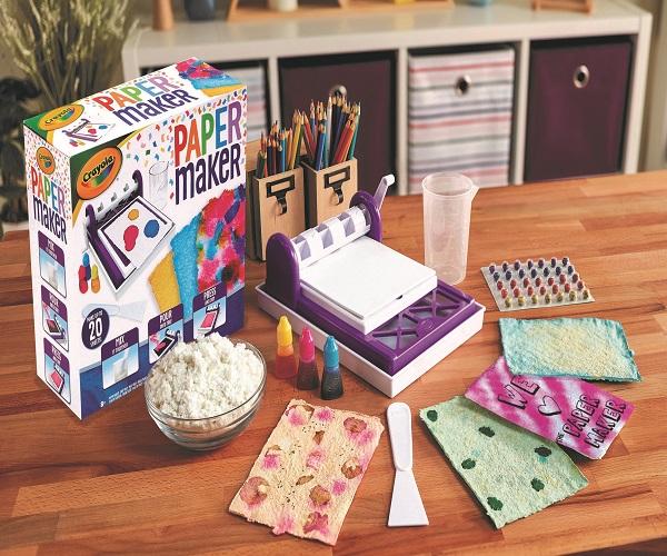 Crayola Kids Paper Maker