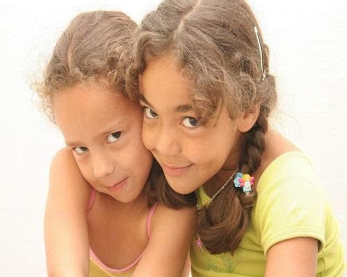 Girls Sisters