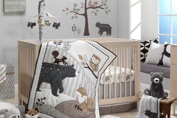 Lamb & Ivy Nursery Bedding