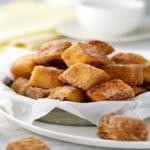 Cinnamon Sugar French Toast Bites