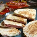 Ham Cheese Quesadilla