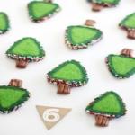 Slice and Bake Tree Cookies