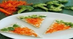 Carrots Broccoli Flatbread