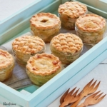 Mini Mason Jar Chicken Pot Pies
